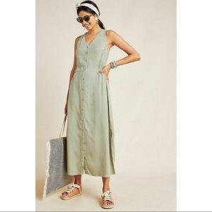 Anthropologie Cloth & Stone Dress Plus Size 1X
